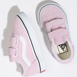 ❗️VANS toddler girl - size 5❗️